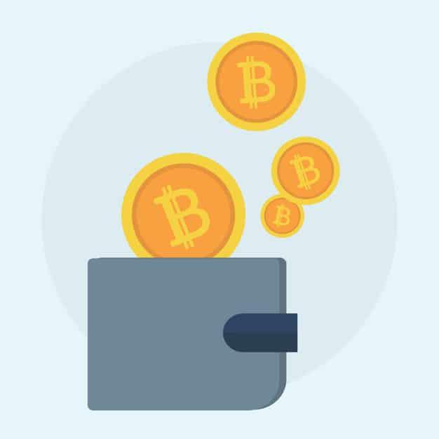 portfel bitcoin